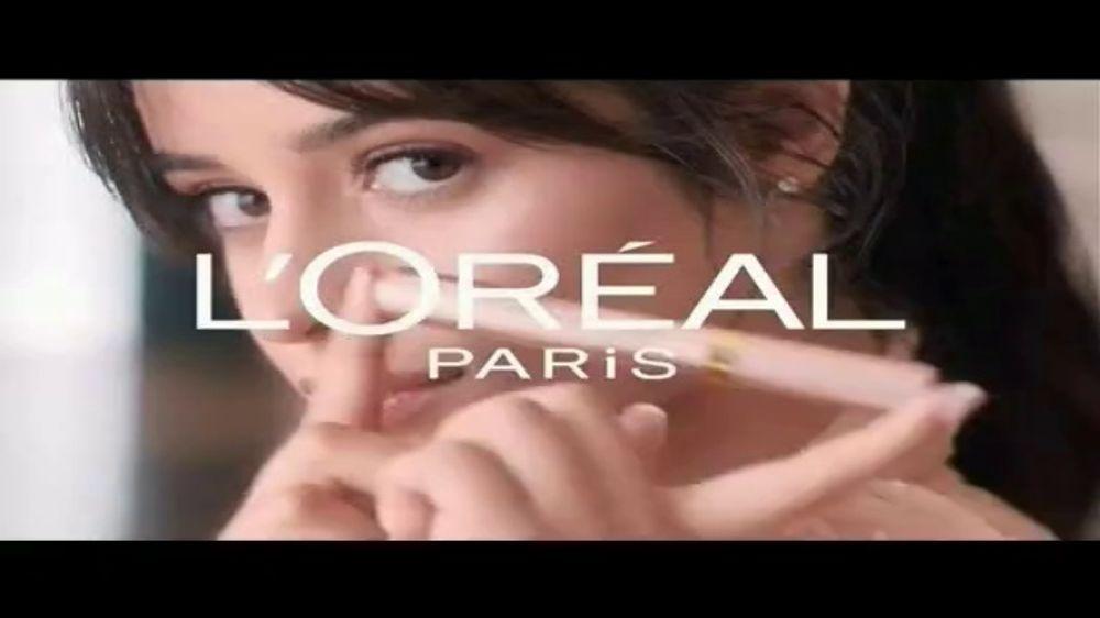 L'Oreal Paris Cosmetics Voluminous Lash Paradise TV Commercial, 'Volumen voluptuoso' con Camila Cabe