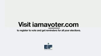 Entertainment Industry Foundation TV Spot, 'I Am a Voter: Americans Turn Eighteen' - Thumbnail 8