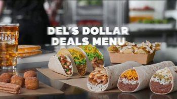 Del Taco Del's Dollar Deals Menu TV Spot, 'By the Numbers' - Thumbnail 4