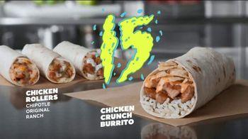 Del Taco Del's Dollar Deals Menu TV Spot, 'By the Numbers' - Thumbnail 7