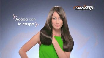 Medicasp TV Spot, 'Elimina la caspa' [Spanish]