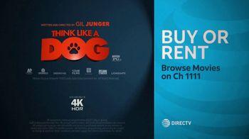 DIRECTV Cinema TV Spot, 'Think Like a Dog' - Thumbnail 10