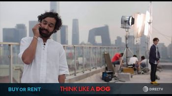 DIRECTV Cinema TV Spot, 'Think Like a Dog' - Thumbnail 7