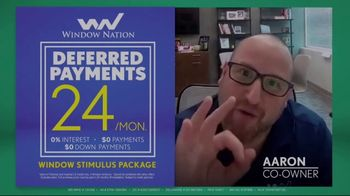Window Nation Window Stimulus Package TV Spot, 'More Affordable Than Ever' - Thumbnail 4