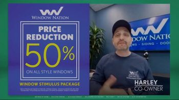 Window Nation Window Stimulus Package TV Spot, 'More Affordable Than Ever' - Thumbnail 5
