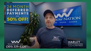 Window Nation Window Stimulus Package TV Spot, 'More Affordable Than Ever' - Thumbnail 9