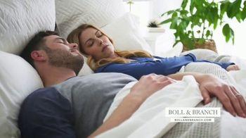 Boll & Branch TV Spot, 'Reviews: Risk-Free Trial'