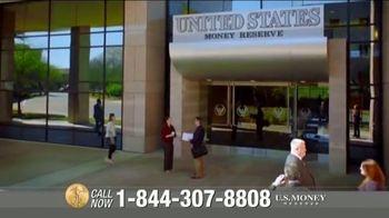 U.S. Money Reserve TV Spot, 'Quadrupled Their Money: Just the Beginning'