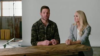 I Am Second TV Spot, 'Mike and Carrie: God & Country' - Thumbnail 7