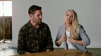 I Am Second TV Spot, 'Mike and Carrie: God & Country' - Thumbnail 8