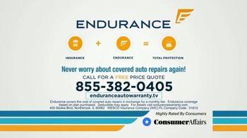 Endurance Elite Membership TV Spot, 'Affordable Auto Warranty' - Thumbnail 8