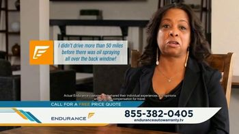 Endurance Elite Membership TV Spot, 'Affordable Auto Warranty'