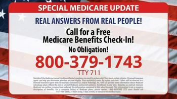 Medicare Advantage Hotline TV Spot, 'Special Update: Save up to $1,200' - Thumbnail 6