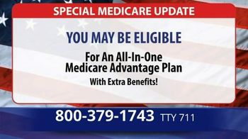 Medicare Advantage Hotline TV Spot, 'Special Update: Save up to $1,200' - Thumbnail 2