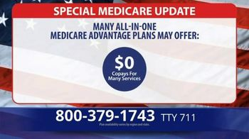 Medicare Advantage Hotline TV Spot, 'Special Update: Save up to $1,200' - Thumbnail 5