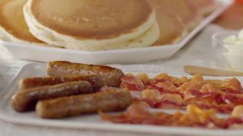 Denny's Grand Slam Pack TV Spot, 'Breakfast for Dinner' - Thumbnail 2