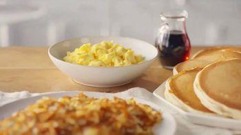 Denny's Grand Slam Pack TV Spot, 'Breakfast for Dinner' - Thumbnail 3