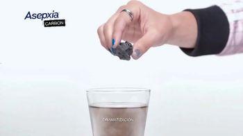 Asepxia Peel Off Mask TV Spot, 'Carbón activado' [Spanish] - Thumbnail 1