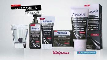 Asepxia Peel Off Mask TV Spot, 'Carbón activado' [Spanish] - Thumbnail 8