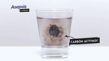 Asepxia Peel Off Mask TV Spot, 'Carbón activado' [Spanish] - Thumbnail 2