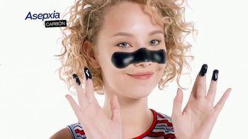Asepxia Peel Off Mask TV Spot, 'Carbón activado' [Spanish] - Thumbnail 5