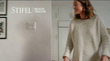Stifel Wealth Tracker TV Spot, 'Organizing Finances' - Thumbnail 10