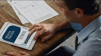 Stifel Wealth Tracker TV Spot, 'Organizing Finances' - Thumbnail 5