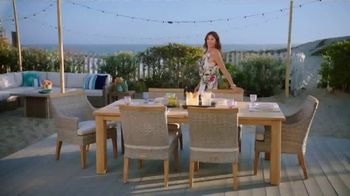 Rooms to Go Patio TV Spot, 'Stylish Summer' Featuring Cindy Crawford - Thumbnail 3