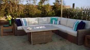 Rooms to Go Patio TV Spot, 'Stylish Summer' Featuring Cindy Crawford - Thumbnail 8