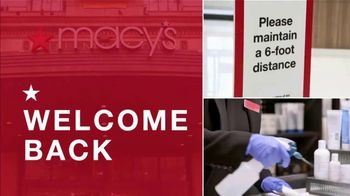 Macy's TV Spot, 'Welcoming You Back'