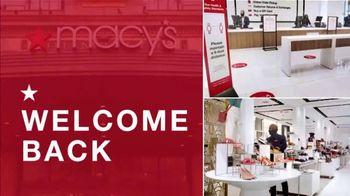 Macy's TV Spot, 'Welcoming You Back' - Thumbnail 2