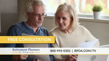 Retirement Planners of America TV Spot, 'Current Market Conditions'