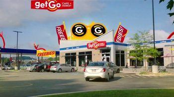 GetGo TV Spot, 'Summer of Freebies'