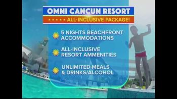 BookVIP TV Spot, 'All-Inclusive Cancun Package' - Thumbnail 2