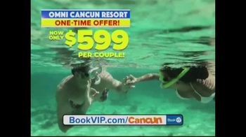 BookVIP TV Spot, 'All-Inclusive Cancun Package' - Thumbnail 3