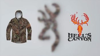 Browning Hell's Canyon Collection TV Spot, 'Weather or Not' - Thumbnail 7