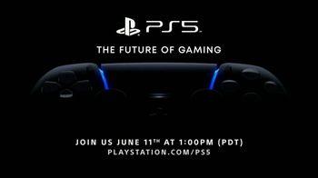 PlayStation 5 TV Spot, 'The Future of Gaming' - Thumbnail 6