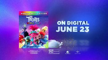 Trolls World Tour Dance Party Edition Home Entertainment TV Spot - Thumbnail 10