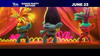 Trolls World Tour Dance Party Edition Home Entertainment TV Spot
