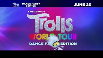 Trolls World Tour Dance Party Edition Home Entertainment TV Spot - Thumbnail 7