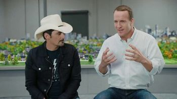 Nationwide Insurance SmartRide TV Spot, 'Drivers of Peytonville' Feat. Brad Paisley, Peyton Manning - Thumbnail 5