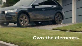 2020 Audi Q5 TV Spot, 'Drain' [T1] - Thumbnail 2