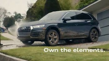2020 Audi Q5 TV Spot, 'Drain' [T1] - Thumbnail 3
