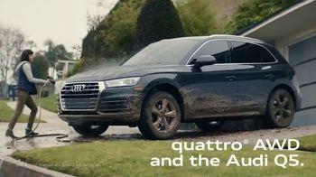 2020 Audi Q5 TV Spot, 'Drain' [T1] - Thumbnail 4