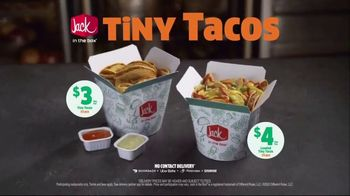Jack in the Box Tiny Tacos TV Spot, 'Screensaver: Back for Good: 15 for $3' - Thumbnail 9