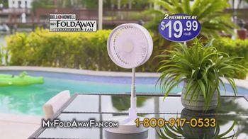 Bell + Howell My Foldaway Fan TV Spot, 'Anywhere You Need It' - Thumbnail 10