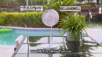 Bell + Howell My Foldaway Fan TV Spot, 'Anywhere You Need It' - Thumbnail 2