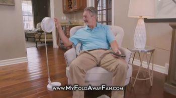 Bell + Howell My Foldaway Fan TV Spot, 'Anywhere You Need It' - Thumbnail 5
