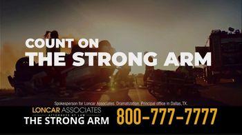 Loncar & Associates TV Spot, 'Car or Truck Wreck' - Thumbnail 2
