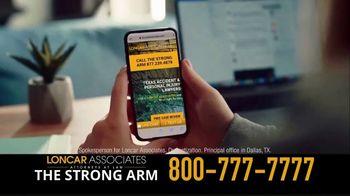Loncar & Associates TV Spot, 'Car or Truck Wreck' - Thumbnail 3